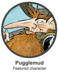 Featured Character: Pugglemud